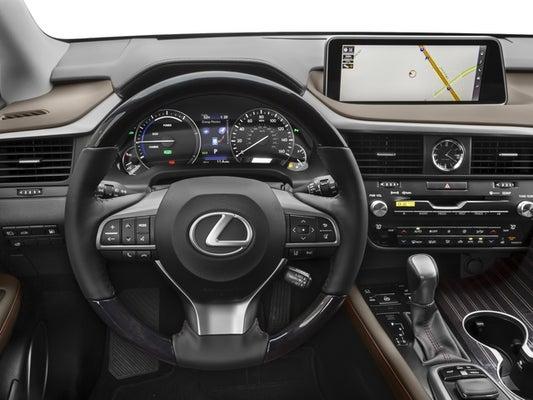 2016 Lexus Rx 450h In Louisville Ky Of