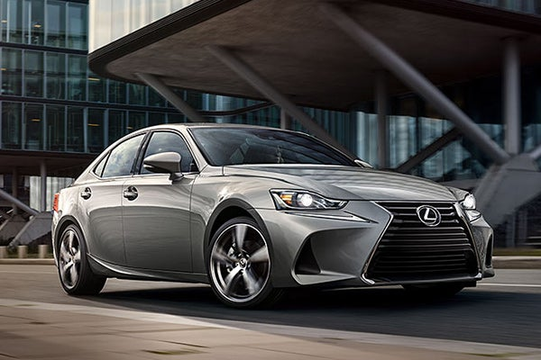 2018 Lexus IS 300 Premium